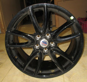 05-14 Ford OEM Mustang GT Black Track Pack Wheel with Center Cap