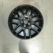 """2005-2014 Mustang 18"""" Matte Black Wheel"""