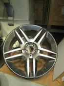 "2010-2012 Mustang 19"" Rear Wheel"