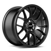 "18x11"" ET52 Satin Black APEX EC-7 Mustang Wheel"
