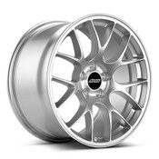 "19x10"" ET40 Race Silver APEX EC-7 Mustang Wheel"