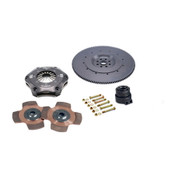 "Tilton 7.25"" Dual Disc Clutch Assembly Boss 302R"