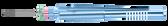 Asymmetrical End Grasping Forceps - 12-420-23H