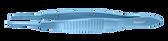 Castroviejo Suturing Forceps - 4-0601T