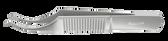 Colibri-Bonn Corneal Forceps - 4-0503S