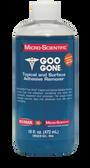 Micro-Scientific, Instrument Care Adhesive Remover, 16 oz, 12/cs - R6A