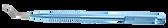 Spatula for Femtosecond Laser Procedure - 20-204
