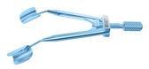 Kershner Reversible Solid Blade Speculum - 14-0601T