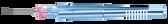 Vertical Scissors - 12-202