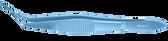 Akahoshi Forceps For Acrylic Lens - 4-2138T