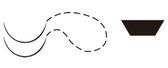 Nylon Black Mono - 22-R1410
