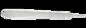 Bard Parker Handle - 1-020S
