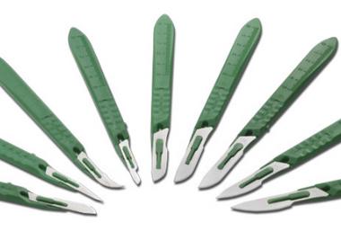Technocut Disposable Scalpals Sizes 10-25