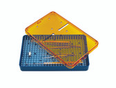 Instrument Sterilization Tray 6.5'' x 4'' x 0.75''