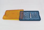 Instrument Sterilization Tray 10'' x 6'' x 0.75'' (CP1038S)