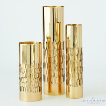 Bracelet Vases - Gold