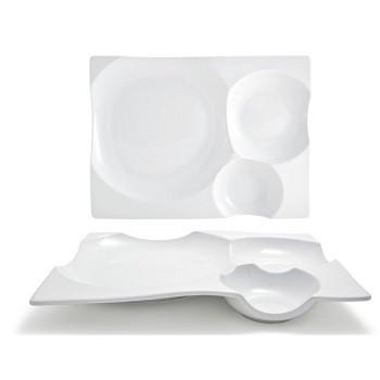 Harmony Bento Plate