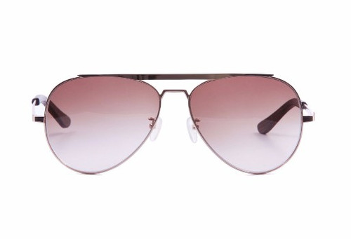 MARSHALL - Rose Gold/ Brown Gradient Lens