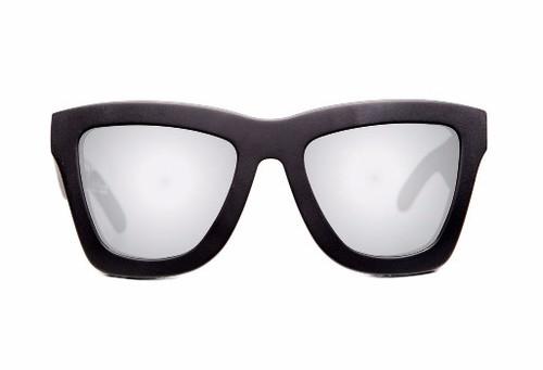 DB - Matte BLK/SilverMirror Lens