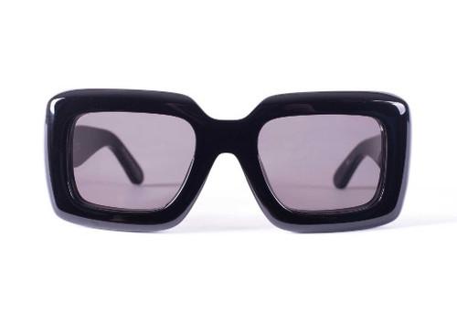 Cerebrum - Gloss Black / Black Lens