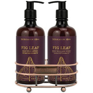 Fig Leaf Caddy Set