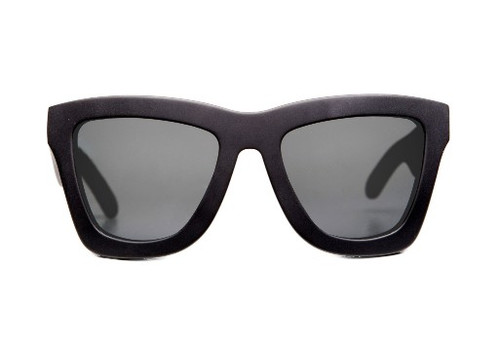 DB - Matte Black, Black Lens