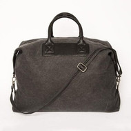 Excursion Weekender - Black with Strap