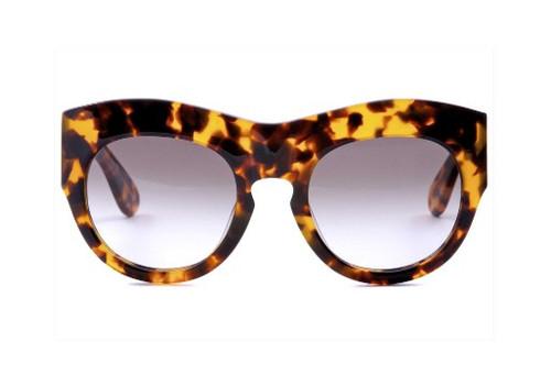 Salvatore - Mid Tort / Brown Gradient Lens