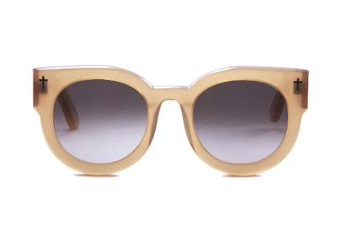 ADCC - Peach/Brown Gradient Lens Front