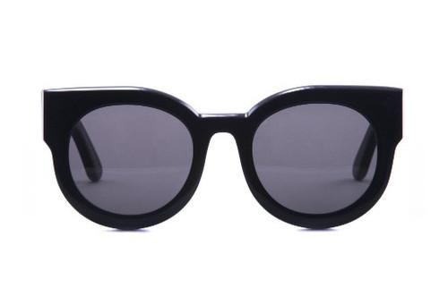 ADCC - Gloss Black / Black Lens Front