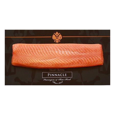 Fillet royal cut smoked salmon (large), Coeur de Saumon
