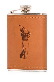The Art Of Flasking (Golf) 6oz