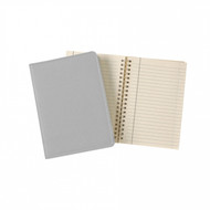 "7"" Spiral Journal - Light Gray"