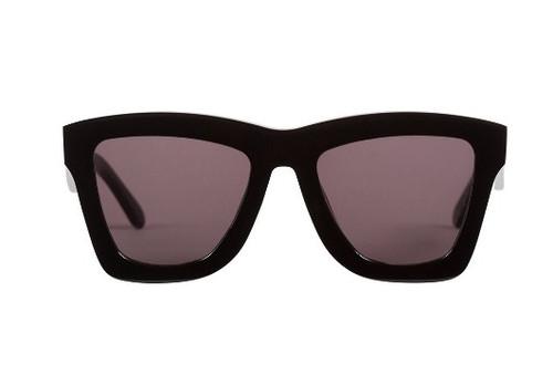 DB II Black Zero - Gloss Black/Black Flat Lens