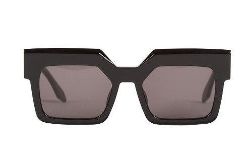 Pitchfork Black Zero - Gloss Black/ Black Lens