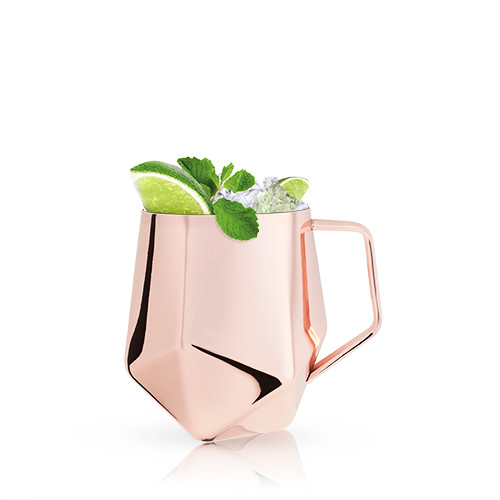 Summit: Faceted Moscow Mule Styled