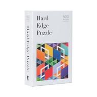 Hard-Edge 500-Piece Puzzle