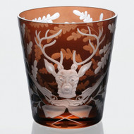 Forrest Folly Ice Bucket Stag - Mahogany