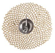 Dahlia Placemat - Brass