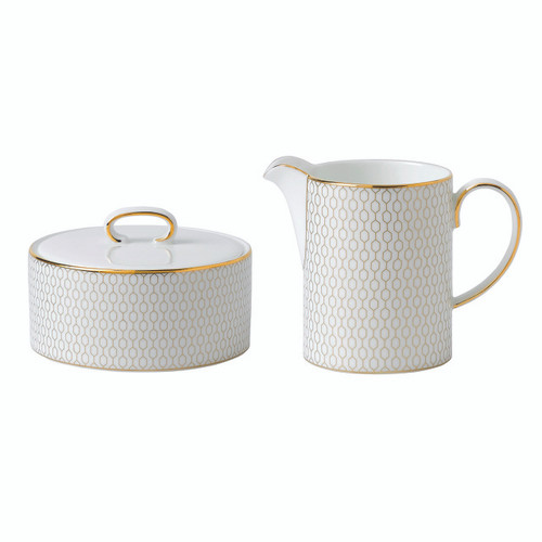Arris Cream and Sugar set