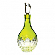 Neon Lime Green Decanter