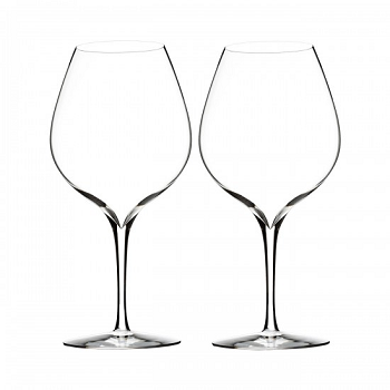 Elegance Merlot Wine Glasses