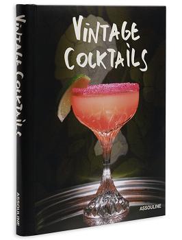 Vintage Cocktails Book Cover