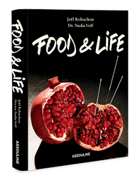 Food & Life Book Cover