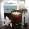 White Orchid Tea Candle Display