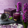 Rose Immortelle Candle Display