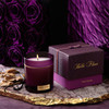 Velvet Santal Candle Display