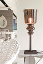 Cornelia Table Lamp - Bronze Display