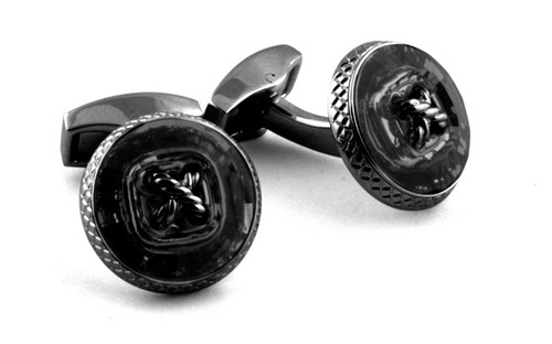 Button Mayfair Cufflinks
