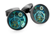 Gear Industrial Cufflinks